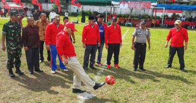 Liga Sepakbola Usia Dini Kabupaten Aceh Tengah Dimulai
