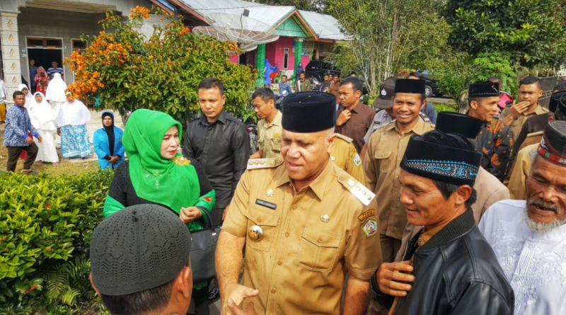 Shabela Targetkan Bangun Satu Pasar di Kecamatan Ketol