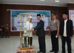 Memperebutkan Piala Bupati, Ikadi Aceh Tengah Gelar Beragam Lomba
