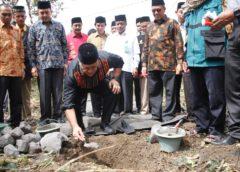 Swadaya Masyarakat Hadirkan Satu Gedung Balai Nikah di Aceh Tengah